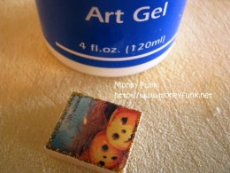 DG3 Art Gel