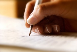 Writing your Goals Down