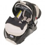 Graco SnugRide Infant Car Seat with EPS